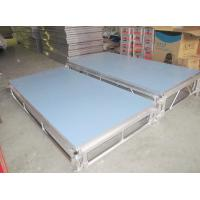 China Outdoor big events stage,Aluminum portable modular stage on sale