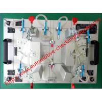 Buy cheap Sheet Metal GM Automotive Checking Fixtures Gauge Laser Cutting Drilling from wholesalers