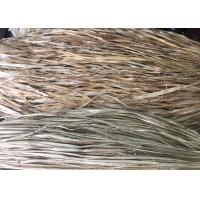 Buy cheap Natural Anti Mildew Woven Wood Fabric Valance For Curtain from wholesalers