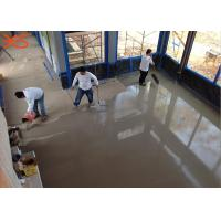 Quality Nontoxic Cementitious Concrete Floor Leveling Compound Good Tensile Strength for sale