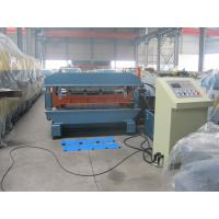 AG Rib Panel Corrugated Steel Double Layer Roll Forming Machine For Roof  440V