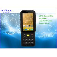 Quality OEM ODM Military Spec Scanner Rugged Nfc Dual Sim 4g Android 5.1 Phone With LTE WCDMA for sale