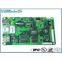 China Custom Industrial PCB Control Board Assembly With ENIG Surface Finish on sale