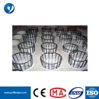Quality Top for Filter Snap Ring Stainless Steel Filter Bag Cage for Dust Baghouse for sale