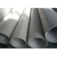 China 304 / 304L Seamless Stainless Steel Pipes Large Size Pickling For Oil / Gas Pipeline on sale