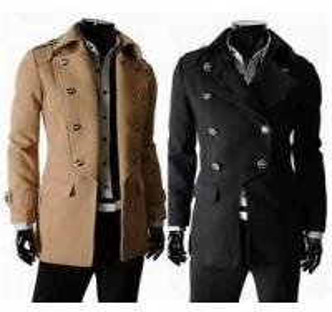 China S M L XXL XXXL XLL XLLL personalized man long woolen duster prom  zoot coats on sale