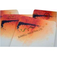 Buy Double Window Custom Packaging Envelopes Multi Colors Autumn Full Printing at wholesale prices