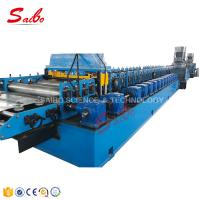China Railway stainless steel roofing/wall/floor deck making roll forming machine on sale