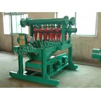 CNQ 100 / 10, 75 -150mm Inlet size, 4''  cone size Drilling Mud Desilter