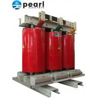 Buy IEC60076-11 Dry Type Transformer 100kVA 10kv Pouring By Cast Resin With IP20 Shell at wholesale prices