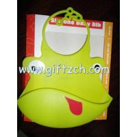 Quality Silicone Baby Toddler Infant Bibs for sale