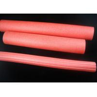 Quality Red EPE Foam Rod ,Expandable Polyethelene Foam Rob For Steel Pipe for sale