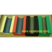 Quality Resin polishing hand pads. resin drum wheels for sale