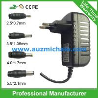 Quality Univeral travel adapter with cable for tablet for sale