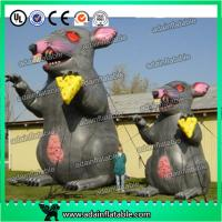 Quality Decorative Inflatable Cartoon Characters Durable Inflatable Advertising Mouse for sale