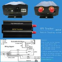 Buy cheap GPS Tracker Can Remote To Cut Off The Oil and The Power System/Restore Oil and Power System product