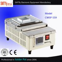 Quality Lead Free Solder dipping machine Using High-Quality Military Grade Titanium for sale