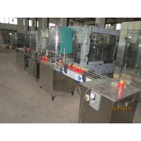 Quality High Precision Automatic Filling Machine No Bottle No Capping Self Cleaning Interface for sale