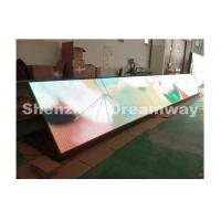 Quality 10 mm Pixel Pitch P10 Outdoor LED Signs With Front Service Synchronous Control for sale
