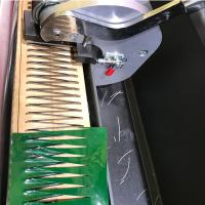 Buy cheap Lightweight Conveyor Belt Splicing Machine Single Finger / Double Fingers Punch Press for conveyor belt from wholesalers