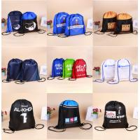 Quality drawstring bag,front pocket drawstring bag,high quality drawstring bag with LOGO for sale