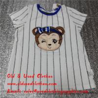 Quality Cream Quality 2Nd Hand Kids Clothes Mixed Material Used Children'S Clothes for sale