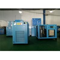 Quality Direct Driven Rotary Screw Air Compressor Oil Lubricated  5kw 100hp Economical for sale