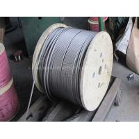 Buy cheap Marine ungalvanized / galvanized steel wire rope product