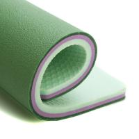 Quality Commercial Plastic Vinyl Flooring For Home Gym Anti Skidding Waterproof for sale