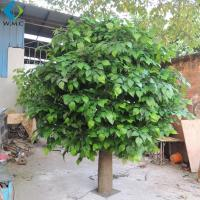 5-10 Years Lifetime Plastic Fruit Trees , 2.5m Height Artificial Apple Tree for sale