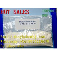 Quality CAS 10161-33-8 Cook Conversion Injectable Anabolic Steroids Hormones Trenbolone Base for sale