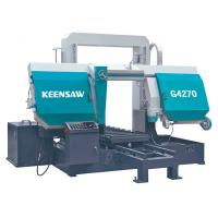 Buy cheap G4270 27.5 inch Semi-automatic Metal Cutting Band Saw Machine from wholesalers