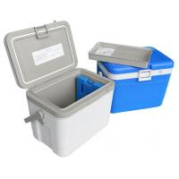 Buy cheap PP + PU Foam 17L Insulated Cool Box For Storaging Food , Beverage In Cars from wholesalers