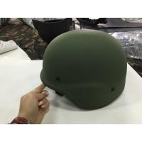 Quality Anti Terrorism EOD Equipment Bullet Proof Helmet Four Point Type Suspension for sale
