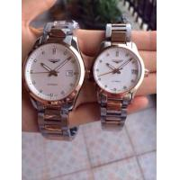 Buy cheap Longines Lovers Watch Fashion Design Conquest Classic product