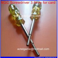 Buy cheap NGC Screwdriver 3.8mm for card repair parts product