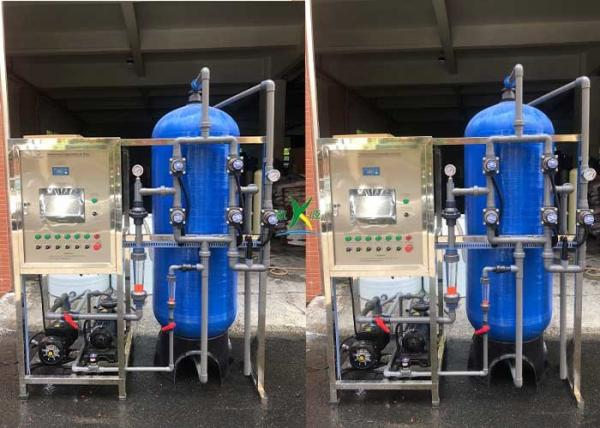 Buy 8T Industrial Iron Removal Water Filter RO System For Drinking at wholesale prices