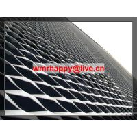 Quality PVDF Aluminum Expanded Metal Sun screening for sale