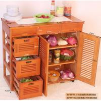 Buy cheap Large Space Indoor Storage Cabinets Kitchen Cabinet Table Customized Size product