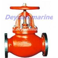 Quality Marine Cast Iron Flanged Globe Stop Valves for sale