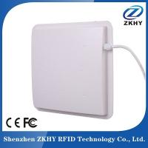 Uhf Wiegand Credit Card Long Range Rfid Reader Iso18000-6B / 6C Protocol