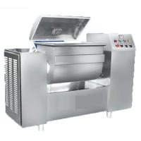 Dough Mixing And Kneading Machine For Prepare Instant Noodle / Dumpling Skin