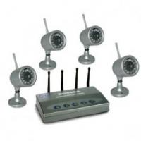 Quality View 4 Images CCTV Wireless Camera with water proof designed CX-W801J4 for sale