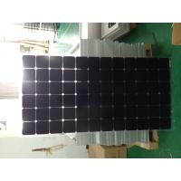 Quality Latest good quality Transparent solar panel 220W 230W 250W silicon solar energy for sale