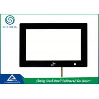 "Transparent 10.1"" 4 Wire Resistive Touch Panel Window with Dustproof"