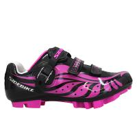 China Womens Ladies Cycle Touring Shoes / Walking Hiking Cycle Bike Sports Trainers Shoes on sale