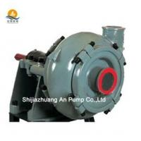 Quality Rubber lined gravel pump for sale