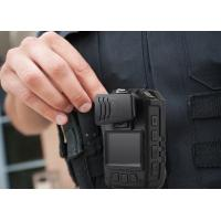 Buy cheap 1296P full HD recoding police Body Camera wide degree nignt vision IP66 product