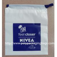 Buy cheap Colorful CPE / LDPE Plastic Printed Drawstring Bags For Toys / Gift from wholesalers
