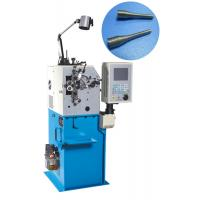 Buy cheap 2 Axis Wire Diameter 0.1mm Reasonable High Accurate Automatic Spring Machine Price from wholesalers